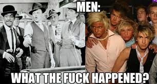 Men What The Fuck Happened | WeKnowMemes via Relatably.com