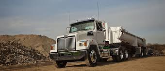 western star trucks 4700 4700sf bulk hauler