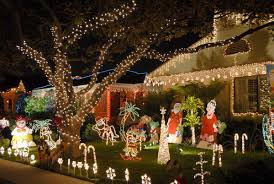 christmas murals for yard decorating | ... colors. Cover your yard with blue
