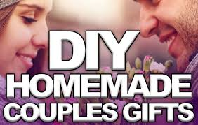 diy homemade couple gifts ideas instructions