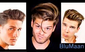 Type Of Hair Style Mens Hair 3 Different Hairstyles 3 Different Hair Types Youtube 3412 by wearticles.com