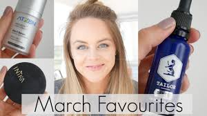 march favourites 2017 non toxic makeup brands organic skincare organic lipsticks etc