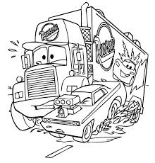 Small Picture coloring pages draw a truck bull monster truck coloring page
