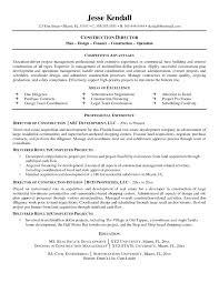 Construction Superintendent Resume Construction Superintendent Resume Assistant Superintendent Resume 5