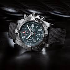 Aviation Bandit 0024 Watchworld The Avenger Of Breitling Spirit Naval