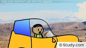 newton s first law of motion examples of the effect of force on motion lesson transcript study com