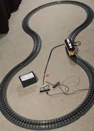toy train layout wiring basic mth realtrax dogbone