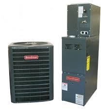 gas ac unit. Modren Unit Goodman R410A 13 SEER Complete Split System AC U0026 Gas 2 Ton GSX130241  CAPF1824A6 For Ac Unit