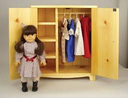 doll armoire woodworking plan