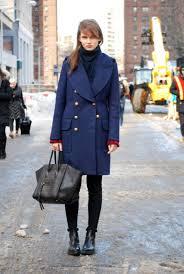 model giedre dukauskaite at new york fashion week last february photo ashley jahncke