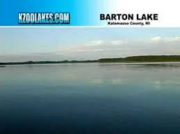Barton Lake Depth Chart Michigan Lakes Team