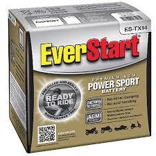 Powersport Battery Size Chart Everstart Powersport Battery Group Size Es Tx14