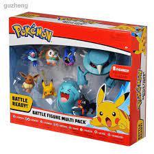 ❆❄Bộ Sưu Tập Búp Bê Nhân Vật Pokemon (8 Cái)