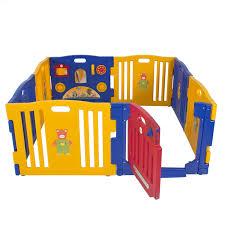 baby playpen kids  panel safety play center yard home indoor