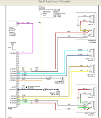 2000 chevy cavalier factory radio wire diagram graphic