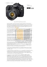 Pdf Manual For Canon Digital Camera Eos 40d