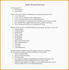 Resume For Cosmetology Student Cosmetology Student Resumes Under Fontanacountryinn Com