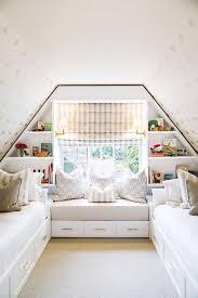 Sloped Ceiling Attic Bedroom Decorating Ideas Loft