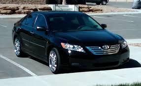 Toyota Camry Xle Black. Engine Type Gasoline Re Brand New Black ...