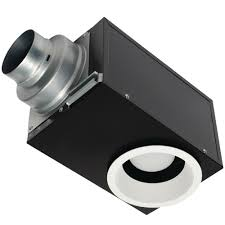Panasonic 150 Cfm Exhaust Fan With Light Panasonic Whisper Recessed Architectural Grade 80cfm Ceiling