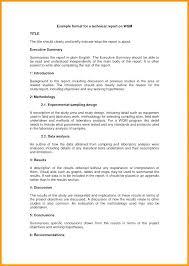 Engineering Report Template Download Lab Civil Sample Business
