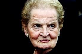 Image result for ugly madeleine albright