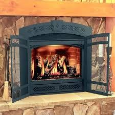 zero clearance fireplace insert wood burning fireplaces