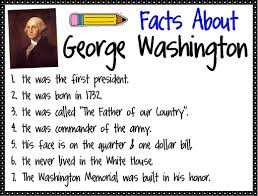 1st grade george washington 1st grade george reading lessons
