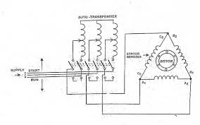 autotransformer starter working principle,wiring and control 3 phase auto transformer at Auto Transformer Wiring Diagram