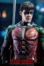 Toys Era 1/6 TE034 Batman Heir Robin Nightwing Dick Grayson Action Figure  Model | eBay