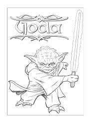Star Wars Coloring Pages For Kids Ruva