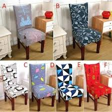 stretch dining room chair covers spandex stretch dining room chair cover wedding banquet party decor seat