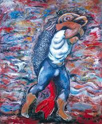 sandro chia water bearer 1981