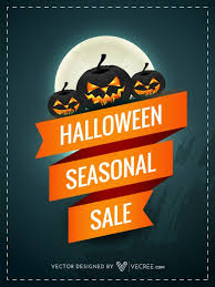 halloween sale flyer halloween sale free vector halloween vector design free free
