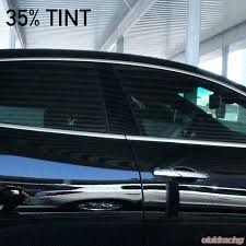 Window Tint Percent Shade Inch X Shades Car Chart Roll