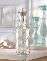 Decorative Glass Bottles Wholesale Seafarer Decorative Glass Bottle Wholesale at Koehler Home Decor 1