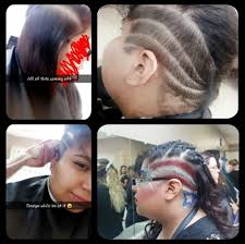California Hair Design Inspiration By Serena Baker From California Beauty College