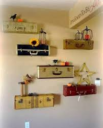 furniture recycling ideas. simple recycling recycled suite cases decor intended furniture recycling ideas