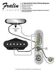 Four Way Switch Wiring Diagram Telecaster