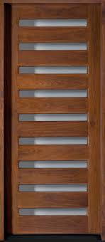 CUSTOM SOLID WOOD ENTRY DOORS Glenview Doors Inc Solid Wood - Custom wood exterior doors