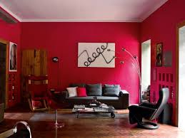 Living Room Red Living Room 261 100 Best Rooms Interior Design Ideas Walls  In Red Walls