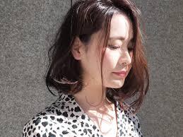 Kei Anazawaさんのヘアスタイル 夏髪ボブウェーブボブピ