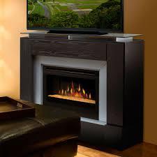 modern corner fireplace tv stand