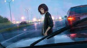 Rainy Day Anime Wallpapers - Top Free ...