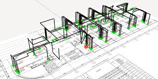 network diagram software for electric network fire alarm network design tool for floor 3d view