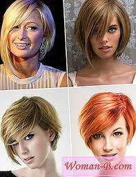 Asymetrická účesy Pro Střední Vlasy S Fotografií 2015 Možnosti A