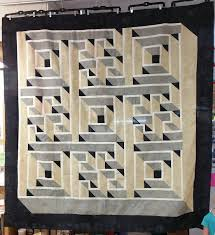 Labyrinth Quilt Pattern Free Unique Labyrinth Walk The Guilty Quilter GQU48 48