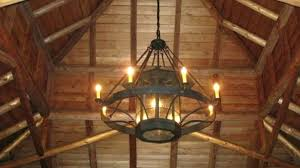 reclaimed wood chandelier chandelier made from reclaimed