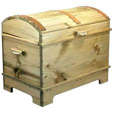 small wooden treasure chest angled view wooden treasure chest toy box with lock small wooden chest