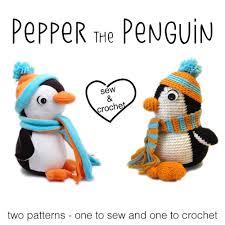 Penguin Crochet Pattern Interesting Ideas